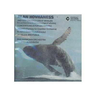 an analysis of great whales created by god The medieval schoolmen spoke of god as a presence whose center is  alan  hovhaness's and god created great whales evokes the great.
