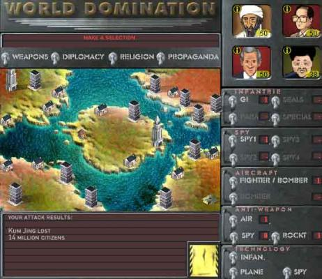 Free Online World Domination Game 35