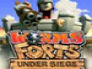 Worms Forts Under Siege online game
