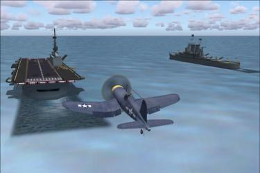 WWII Aircraft Carrier Ops