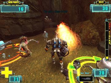 X Com Enforcer High-tech fighting machine robot war game. Download ...