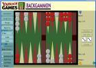 Yahoo Backgammon online game