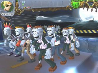 Zombie Bowlorama