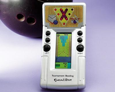 Electronic Bowling Handheld