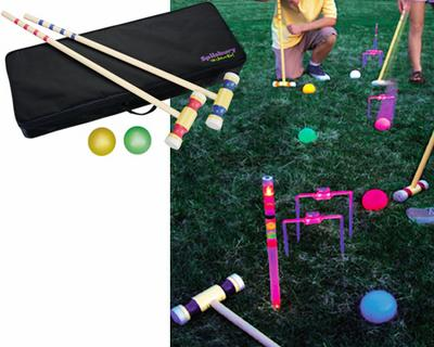 Light-Up Croquet Set