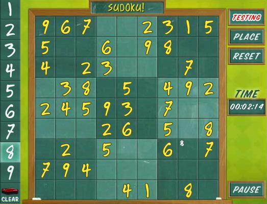 Play free Gamehouse Sudoku online games
